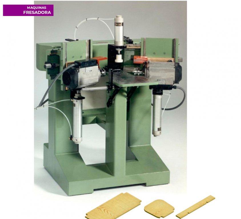 Maquina hacer cajeras de asientos a doble inglete Mod. AC-3