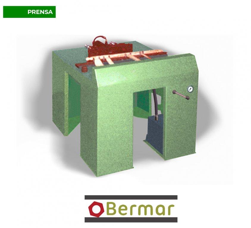Prensa plana hidráulica Mod. PPS