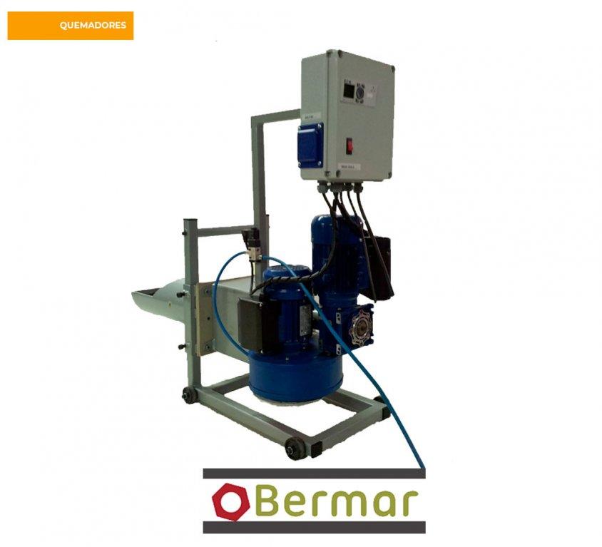 Quemador de biomasa Mod. BER 175